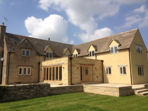 Facelift and updating of an existing property