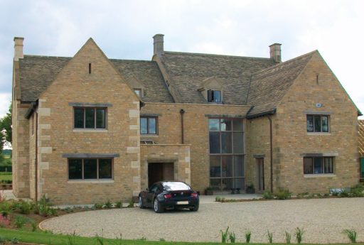 Renovation and extension of a period property