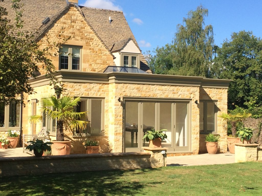 Cotswold orangery
